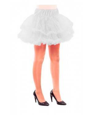 Tutu Bianco Adulto 36 cm