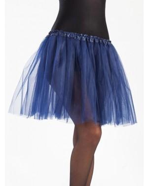 Tutù Blu Scuro 40 cm per Carnevale | La Casa di Carnevale