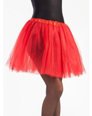 Tutù Rosso 40 cm per Carnevale | La Casa di Carnevale