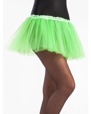 Tutù Verde Lime 30 cm per Carnevale | La Casa di Carnevale