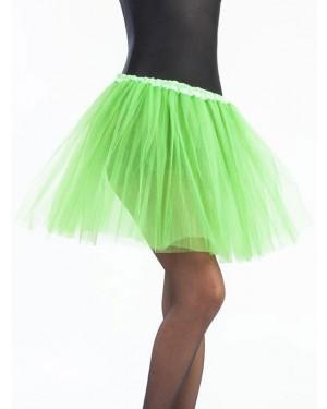 Tutù Verde Lime 40 cm per Carnevale | La Casa di Carnevale