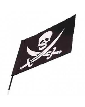 Bandiera Pirata 40x30 cm.