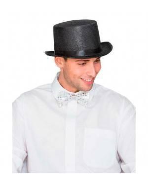 Cappello Cilindro Nero per Carnevale