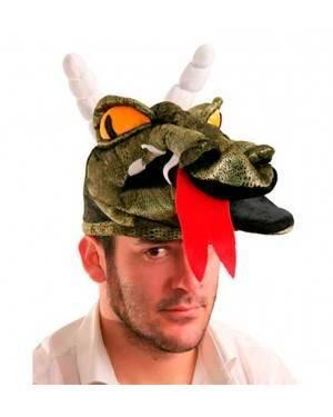 Cappello Coccodrillo per Adulti per Carnevale