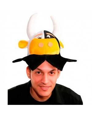 Cappello Mucca per Adulti per Carnevale