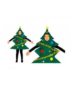 Costume Albero di Natale Bambini