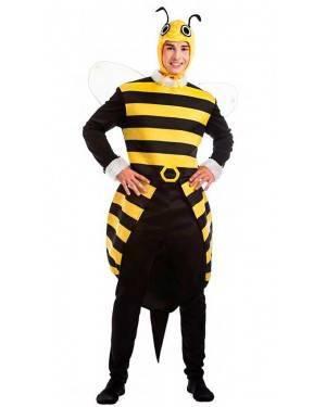 Costume Ape Calabrone Uomo Taglia M-L per Carnevale