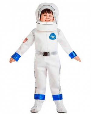 Costume Astronauta Bambino Tg. 10-12 Anni