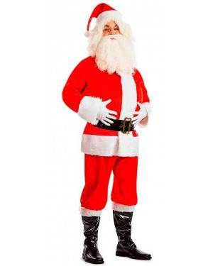 Costume Babbo Natale Luxe Tg. M/L