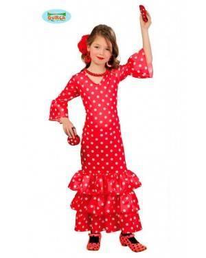 Costume Ballerina Flamenco Bambina per Carnevale