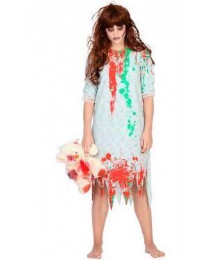 Costume Bambina Posseduta Donna XL per Carnevale