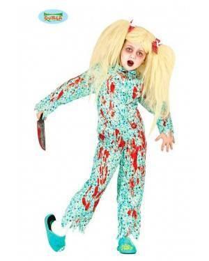 Costume Bambina Zombie Posseduta