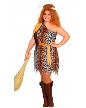 Costume Cavernicola Donna XL per Carnevale