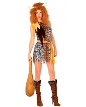 Costume Cavernicola Donna XS/S per Carnevale