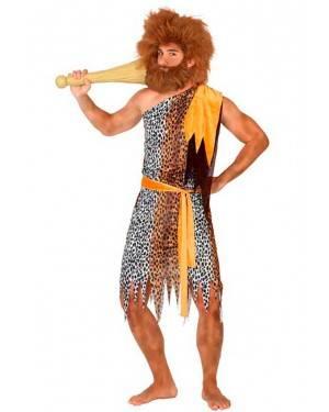 Costume Cavernicolo Adulto M/L per Carnevale