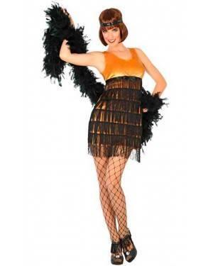 Costume Chaleston M/L per Carnevale