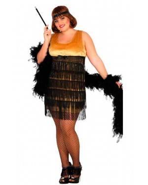 Costume Chaleston XL per Carnevale