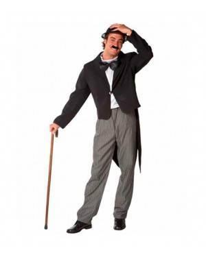 Costume Charlie Chaplin Adulto