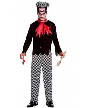 Costume Chef Zombie Tg. M/L