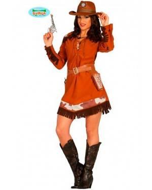 Costume Cowgirl Adulta per Carnevale