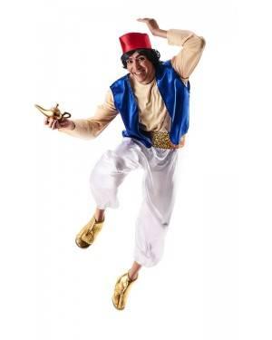 Costume Aladino Adulto Taglia XL