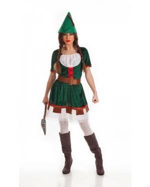 Costume Arciere Adulta M