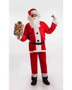 Costume Babbo Natale Adulto M/L