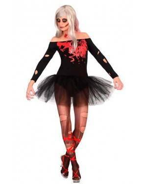 Costume Ballerina Ballet Zombie M/L