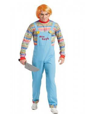 Costume da Bambola Assassina Adulto