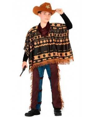 Costume Cowboy 10-12 Anni