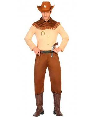 Costume Cowboy Adulto XL
