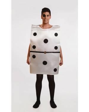 Costume da Domino Adulto M/L per Carnevale | La Casa di Carnevale