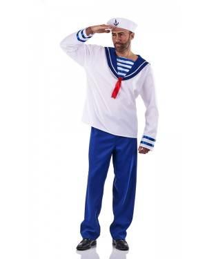 Costume Marinaio Adulto Taglia XL