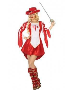 Costume da Moschettiera Adulto per Carnevale | La Casa di Carnevale