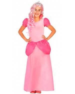 Costume da Principessa 7-9 Anni per Carnevale