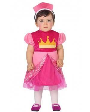 Costume da Principessa Rosa Bimba per Carnevale | La Casa di Carnevale