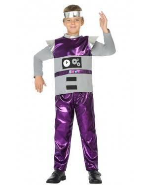 Costume da Robot Bambino per Carnevale | La Casa di Carnevale