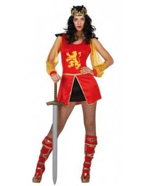 Costume da Soldato Medievale Sexy per Carnevale