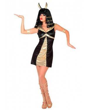 Costume Dea Egiziana XL per Carnevale