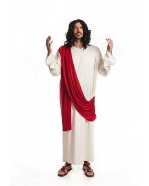 Costume Gesù Cristo Taglia M/L per Carnevale | La Casa di Carnevale