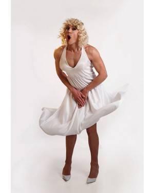 Costume Marilyn Uomo Taglia M/L per Carnevale | La Casa di Carnevale
