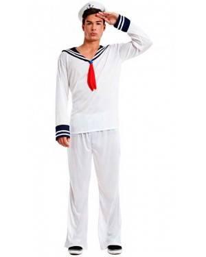 Costume Marinaio Bianco Tg. M/L