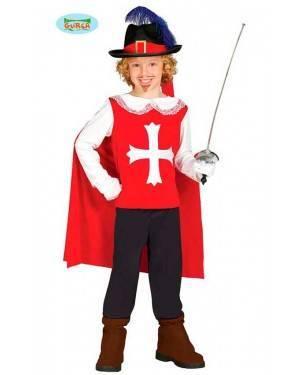 Costume Moschettiere Bambino per Carnevale