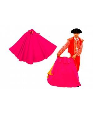 Costume Muleta Mantello Torero Adulto Tg. Adulto