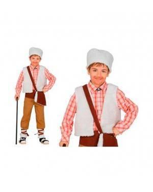 Costume Pastore Kit Bambino