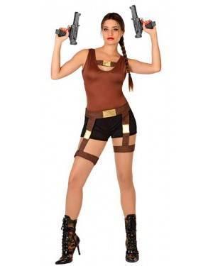 Costume Avventuriera Lara Adulto