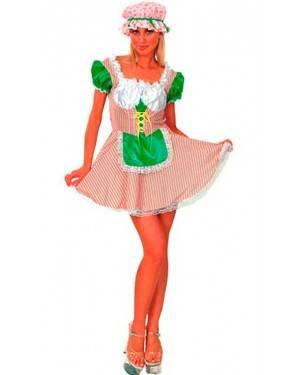 Costumi Bambola di Fragole Adulto per Carnevale