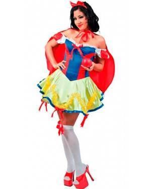 Costumi Biancaneve Sexy Adulto Taglia unica per Carnevale