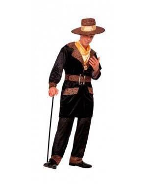 Costume Black Pimp Pappone