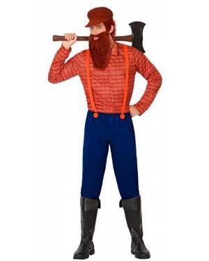 Costume Boscaiolo Adulto